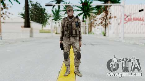 Crysis 2 US Soldier 5 Bodygroup A for GTA San Andreas second screenshot