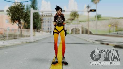 Tracer - Overwatch for GTA San Andreas second screenshot