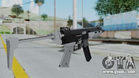 GTA 5 SMG - Misterix 4 Weapons for GTA San Andreas second screenshot