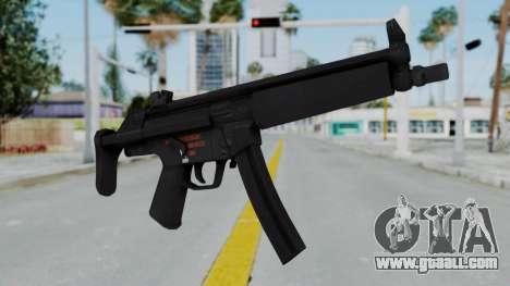 Arma AA MP5A5 for GTA San Andreas