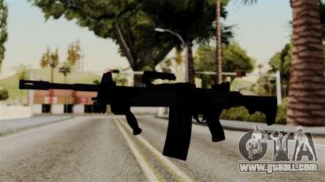 IMI Negev NG-7 for GTA San Andreas