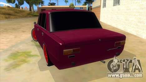VAZ 2101 kopek for GTA San Andreas back left view