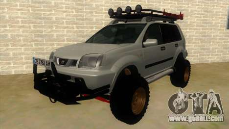 Nissan X-Trail 4x4 Dirty by Greedy for GTA San Andreas