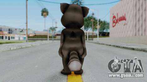 Tom (Adult) from My Talking Tom for GTA San Andreas third screenshot