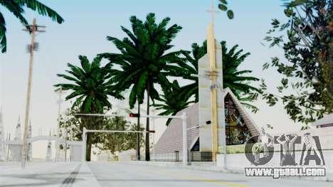 Vegetation Ultra HD for GTA San Andreas forth screenshot