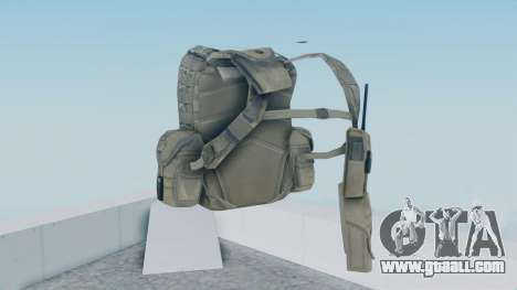 Arma 2 Backpack for GTA San Andreas second screenshot