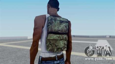 Arma 2 New Backpack for GTA San Andreas third screenshot