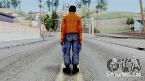 CS 1.6 Hostage 03 for GTA San Andreas third screenshot