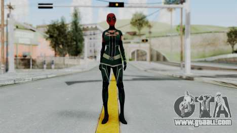 Deadpool The Game - Rogue Pool for GTA San Andreas second screenshot