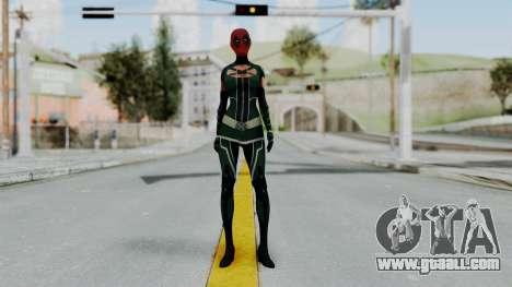 Deadpool The Game - Rogue Pool for GTA San Andreas second screenshot