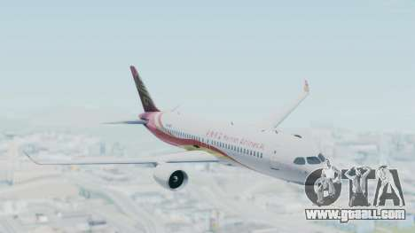 Comac C919 Hainan Airlines Livery for GTA San Andreas back left view