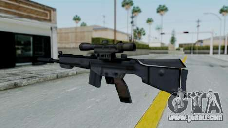Vice City PSG-1 for GTA San Andreas second screenshot