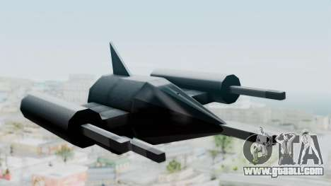TCFU Spaceship for GTA San Andreas