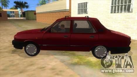 Dacia 1310L 1999 for GTA San Andreas left view