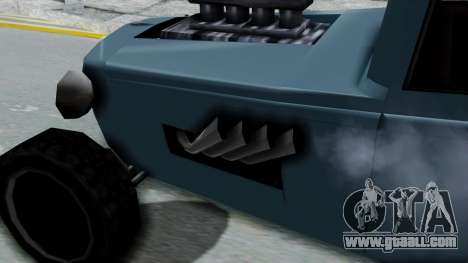 Wrench Rod for GTA San Andreas right view