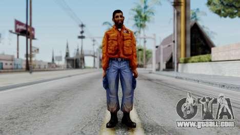 CS 1.6 Hostage 03 for GTA San Andreas second screenshot