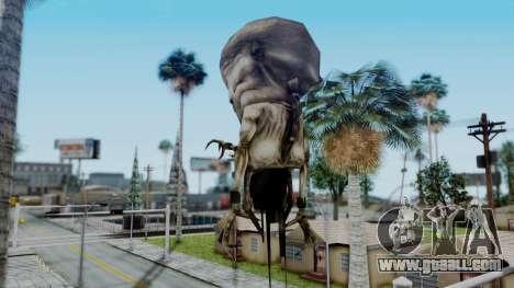 Nihilanth (Final Boss) from Half Life for GTA San Andreas second screenshot