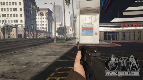 GTA 5 Extreme Low End PC Settings (512Mb VRAM) FINAL third screenshot
