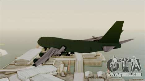 GTA 5 Jumbo Jet v1.0 for GTA San Andreas right view
