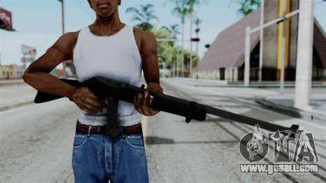 No More Room in Hell - Ruger 10 22 for GTA San Andreas third screenshot