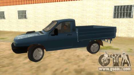 Dacia 1305 Drop-Side for GTA San Andreas left view