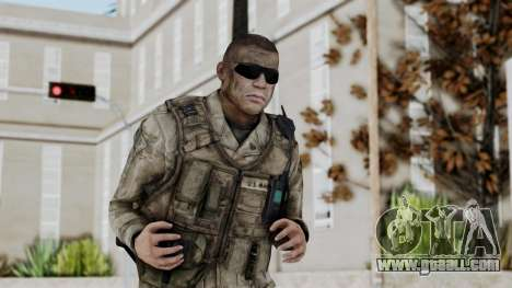 Crysis 2 US Soldier 2 Bodygroup A for GTA San Andreas