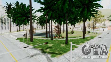 Small Texture Pack for GTA San Andreas second screenshot