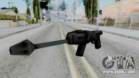 GTA 3 Flame Thrower for GTA San Andreas