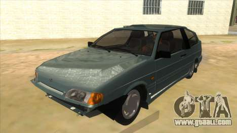 VAZ 2113 shifter for GTA San Andreas