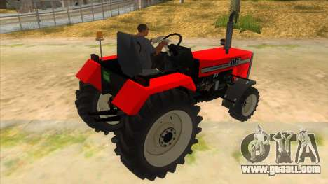 IMT Traktor for GTA San Andreas right view