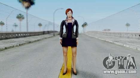 Bully Insanity Edition - Mom for GTA San Andreas second screenshot