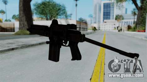 9A-91 Kobra for GTA San Andreas second screenshot