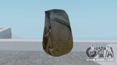 Arma 2 Czech Pouch Backpack for GTA San Andreas second screenshot