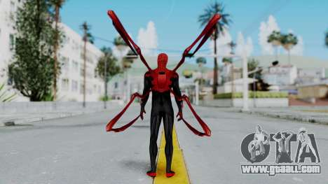 Superior Spider-Man for GTA San Andreas third screenshot