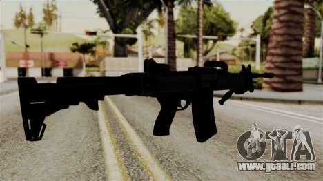 IMI Negev NG-7 for GTA San Andreas second screenshot