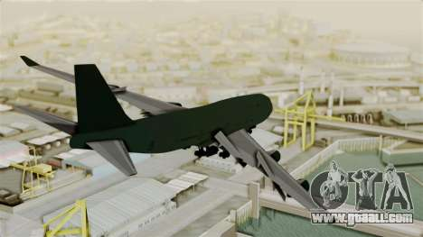 GTA 5 Jumbo Jet v1.0 for GTA San Andreas left view