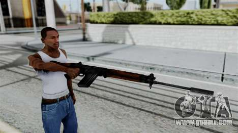 No More Room in Hell - FN FAL for GTA San Andreas