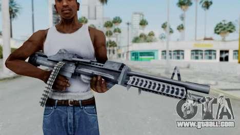 M60 from Vice City for GTA San Andreas third screenshot