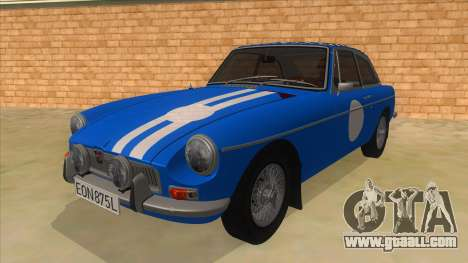 Richard Hammond MGB GT Top Gear for GTA San Andreas