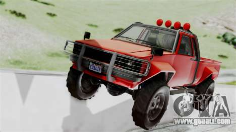 GTA 5 Karin Rebel 4x4 for GTA San Andreas