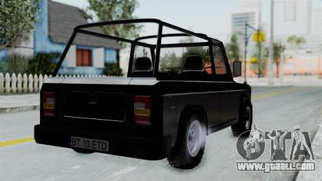 Aro 240 1996 for GTA San Andreas left view