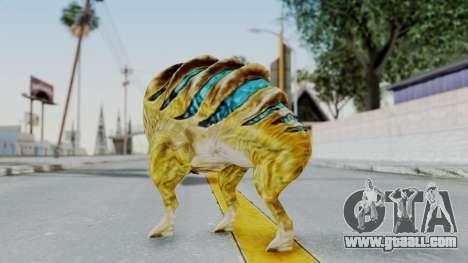 Houndeye from Half Life for GTA San Andreas third screenshot