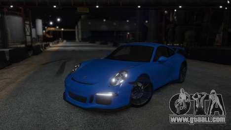 Porsche 911 for GTA 5