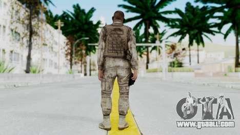 Crysis 2 US Soldier 2 Bodygroup A for GTA San Andreas third screenshot