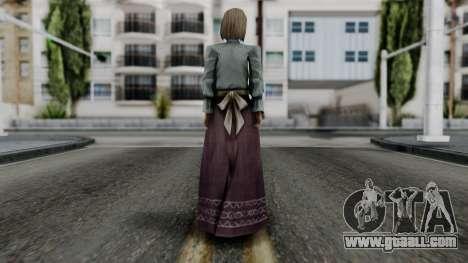 Girl Skin 6 for GTA San Andreas third screenshot