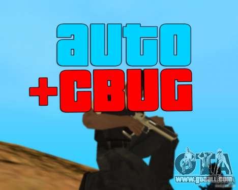 CBUG for GTA San Andreas