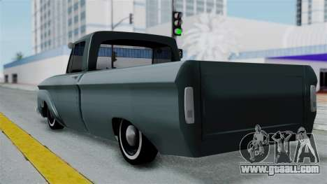 Ford F-100 1963 for GTA San Andreas left view