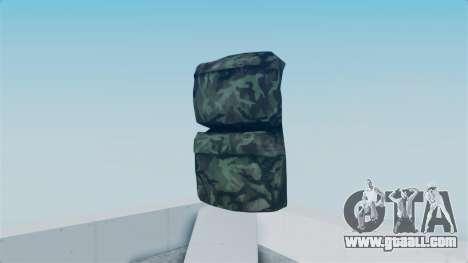 Arma 2 New Backpack for GTA San Andreas