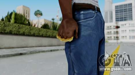 The Lover Knuckle Dusters from Ill GG Part 2 for GTA San Andreas third screenshot