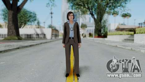 GTA 5 Karen Daniels IAA for GTA San Andreas second screenshot